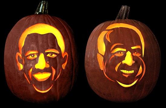 Would You Carve a Political Pumpkin?