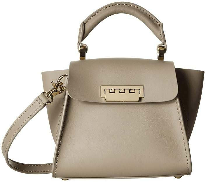 Zac Posen Eartha Iconic Top Handle Mini Top Handle Handbag