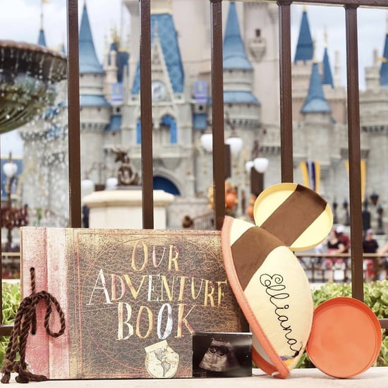 Disney Park Pregnancy Announcement Ideas