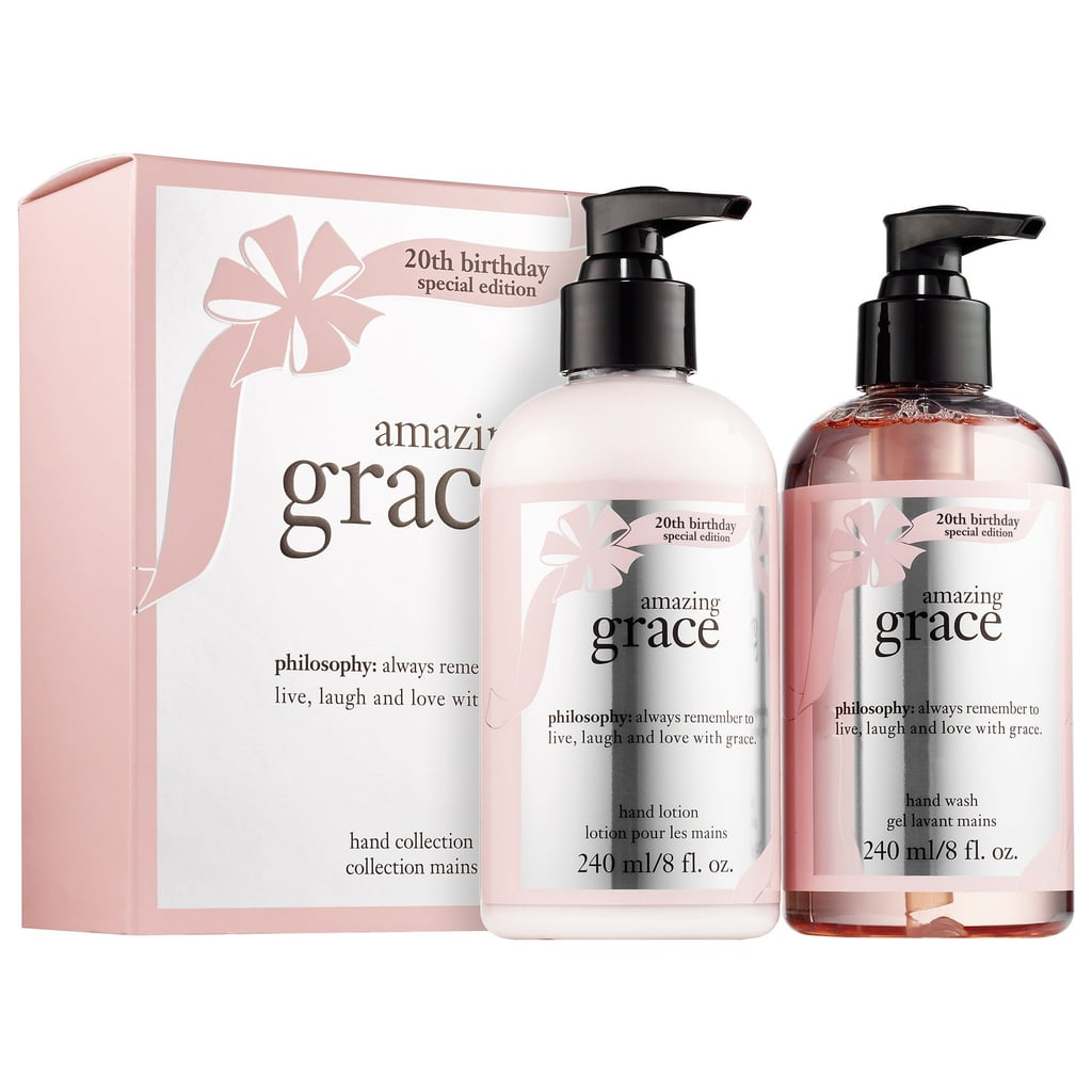 Philosophy Amazing Grace 20th Birthday Hand Duo