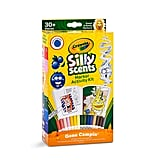 Crayola Silly Scents Markers and Activity Book