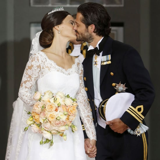 PDA at Swedish Royal Wedding 2015 | Pictures