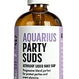 Liquid Soap For Aquarius