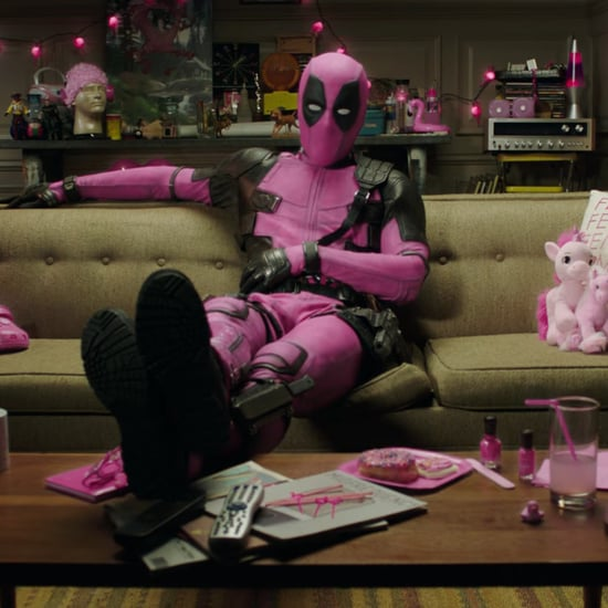 Deadpool Auctioning Off Pink Suit For Omaze Campaign