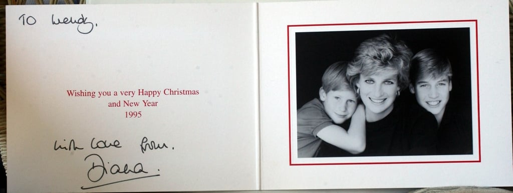 From Diana, 1995