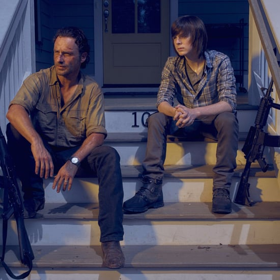 Why Rick From the Walking Dead Is the Best Dad