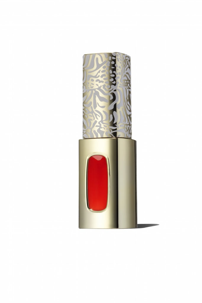 L'Oréal Colour Riche Lipstick in Orange Tempo ($9)