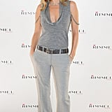 Kate Moss at a Rimmel photo call.