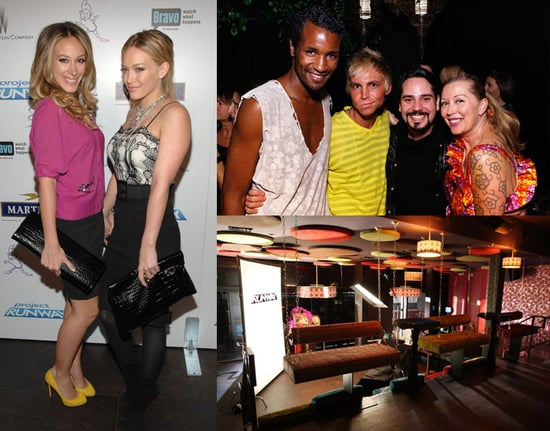 Behind the Seams: Project Runway Season Five Wrap Party