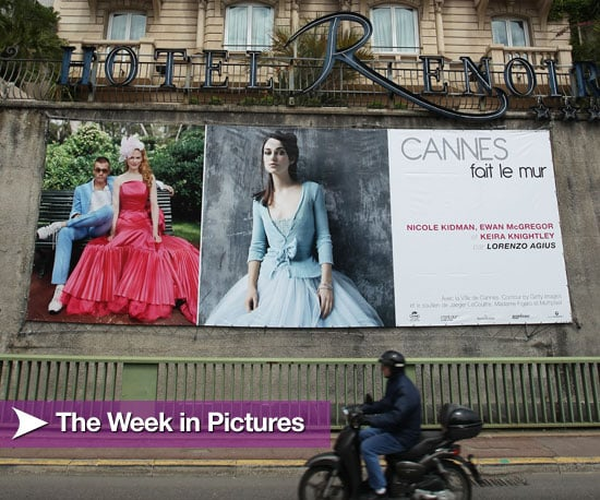 Pictures From Cannes Film Festival, Elena Kagan, Rainforest Fund Concert, and More