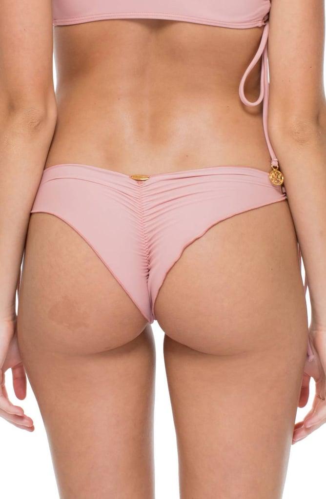 Swim suit bottom styles