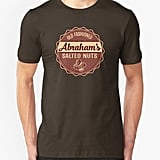 Abraham's Salted Nuts T-Shirt