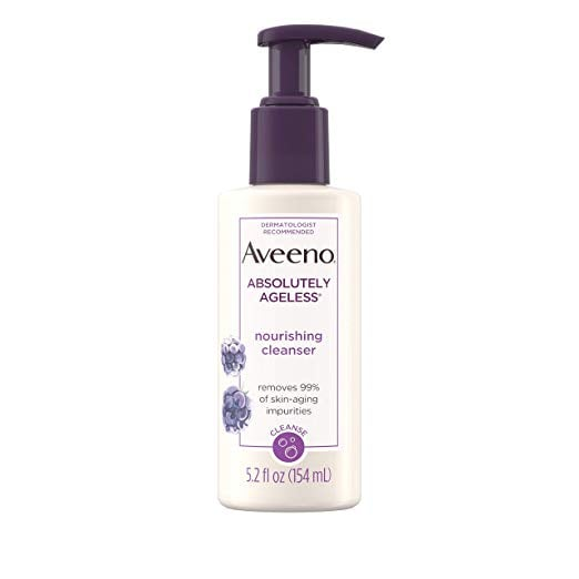 Aveeno Absolutely Ageless Nourishing Daily Facial Cleanser