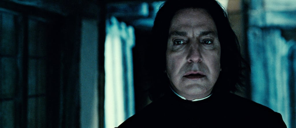 Snape's Last Words