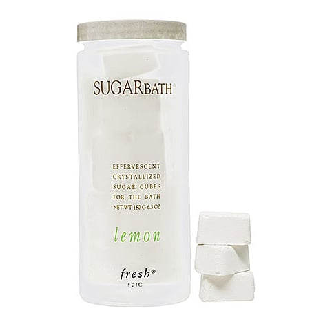 SugarBath Lemon Bath Cubes