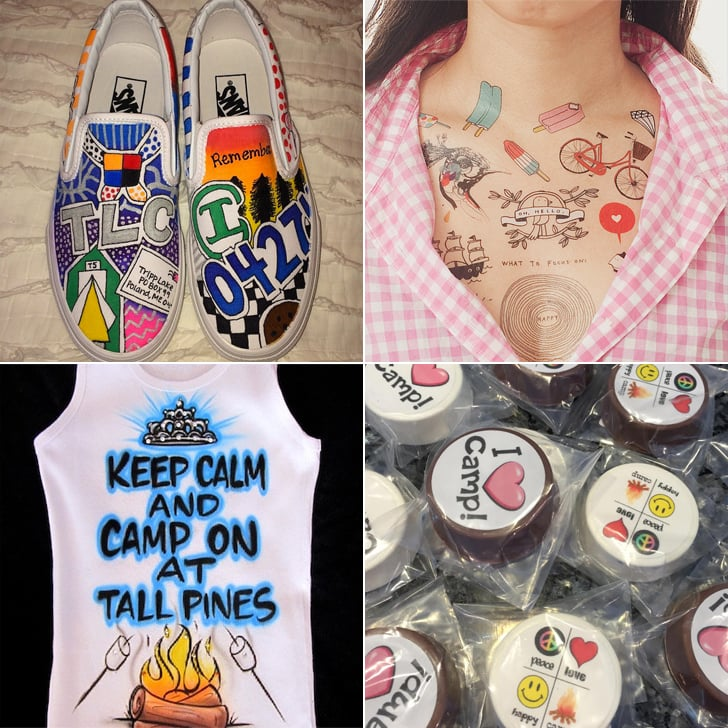 Seal It With a Kiss: 35 Fun Finds For Camp Care Packages and Visiting Days