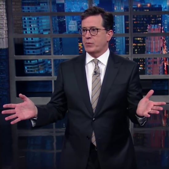 Stephen Colbert Compares Trump Tweets to Jesus