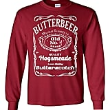 Butterbeer Long-Sleeve T-Shirt