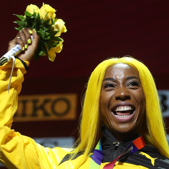Shelly-Ann Fraser-Pryce's 100m Dash Time Is the 2nd Fastest