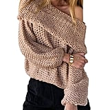 Tootless Women Long-Sleeved Sweater