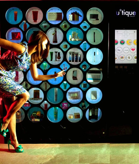 U*Tique Luxury Vending Machine