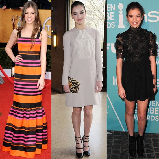 Hailee Steinfeld Is the New Face of Miu Miu: See Her Style In Pictures
