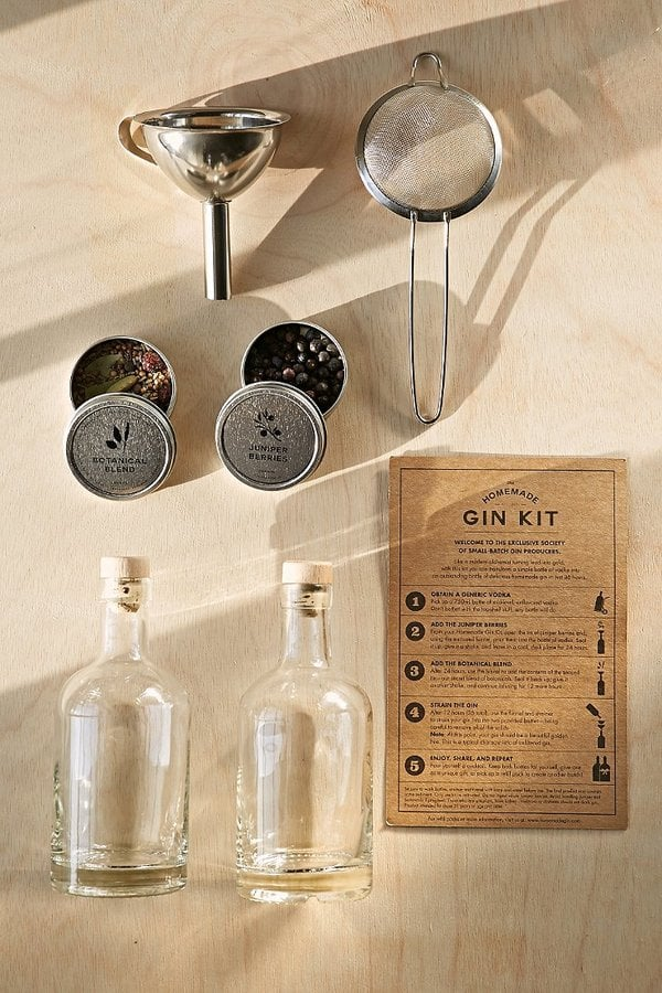 For Him: Homemade Gin Kit