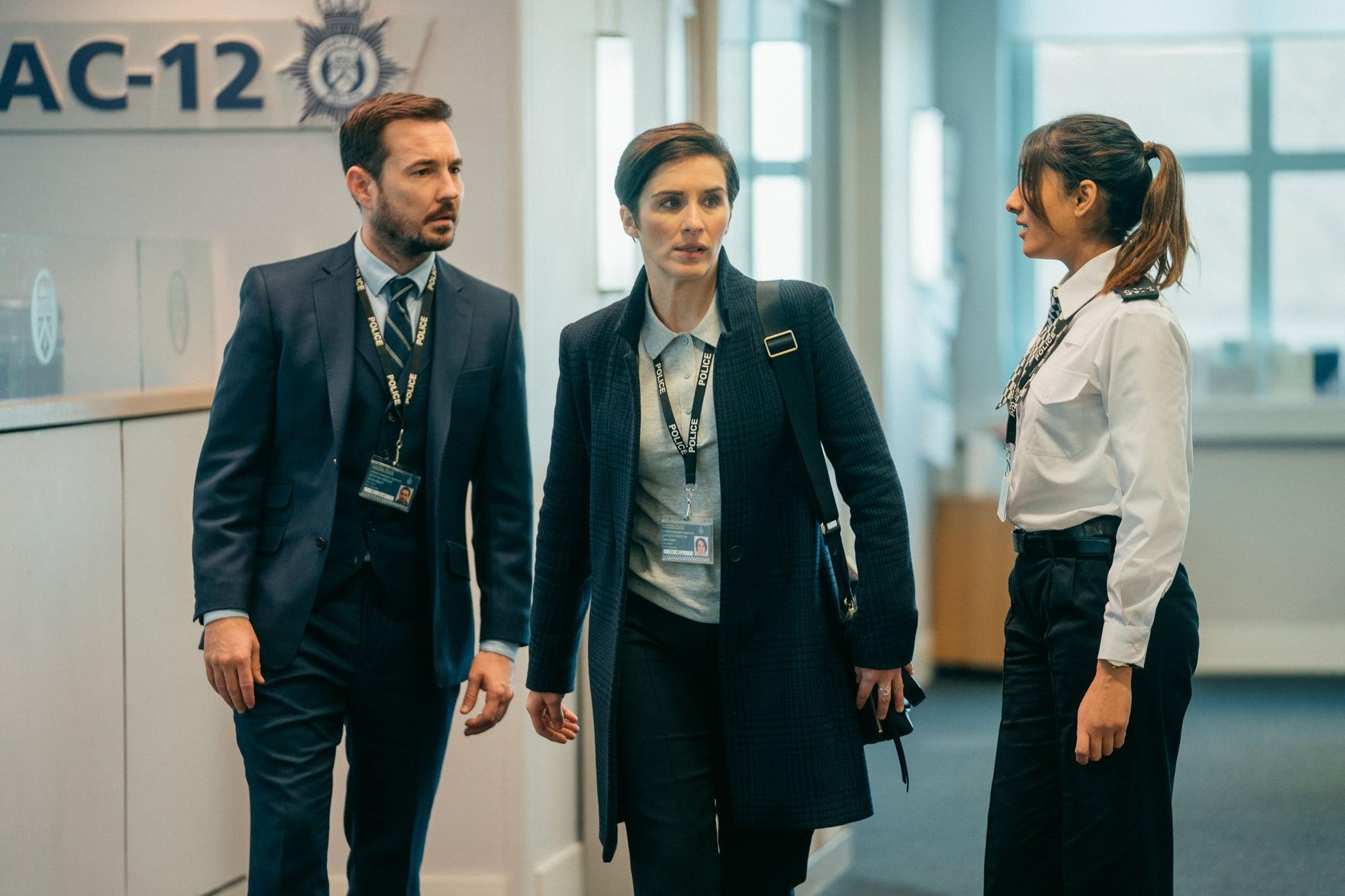 LINE OF DUTY, Martin Compston, Vicky McClure, (Season 5, 2019). BBC/Acorn Tv / courtesy Everett Collection