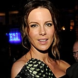 Jessica Biel and Kate Beckinsale Get Glam For Total Recall's Premiere