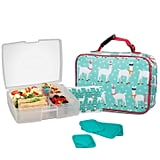 Bentology Lunch Bag and Box Set Llama