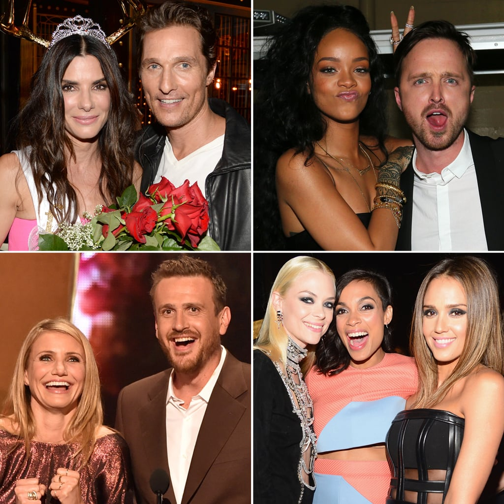 Celebrities at the Guys Choice Awards 2014 | Pictures
