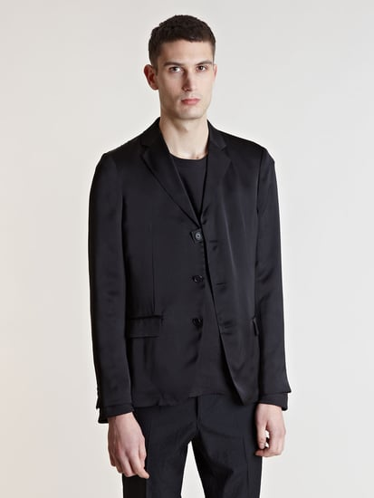 Men's Blazer With Strap