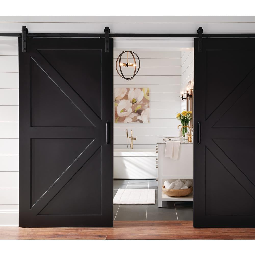 Jeff Lewis Barn Doors At The Home Depot Popsugar Home
