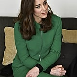 Shop Kate's Green Coat!