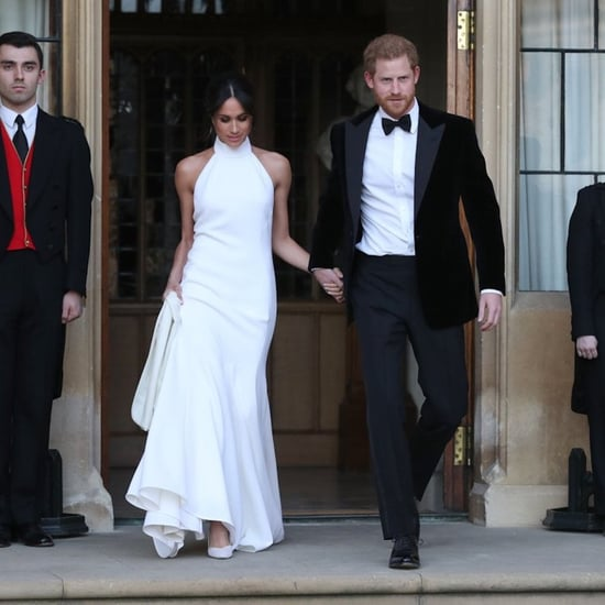 Royal Wedding 2018: Meghan Markle 2nd Dress Stella McCartney