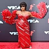 MTV VMAs Red Carpet Lizzo