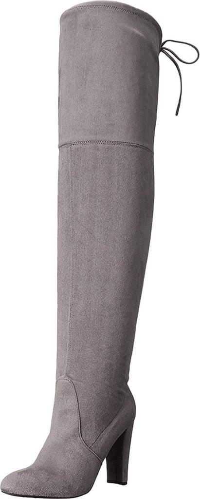 08c9984476e Ariana Grande Wearing Thigh High Boots