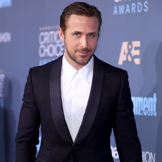 Ryan Gosling at 2017 Critics' Choice Awards Pictures