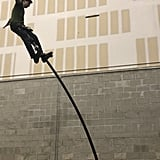 High-Fiving Sway Poles