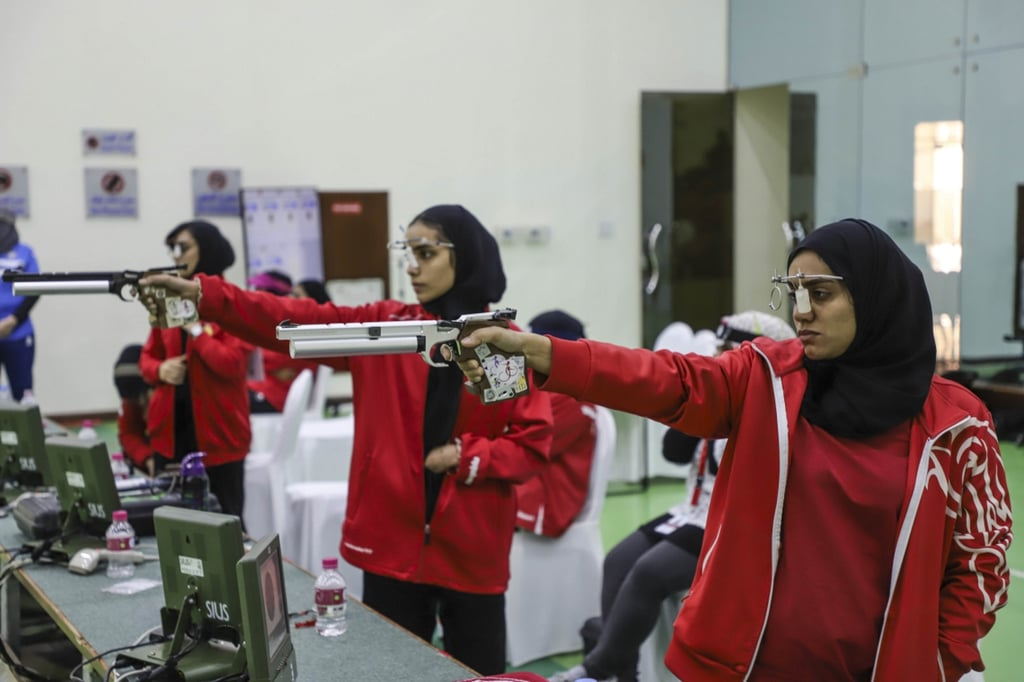 2018 Arab Women Sports Tournament Pictures