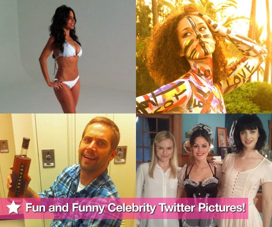 Celebrity Twitter Pictures 2010-11-11 02:00:00