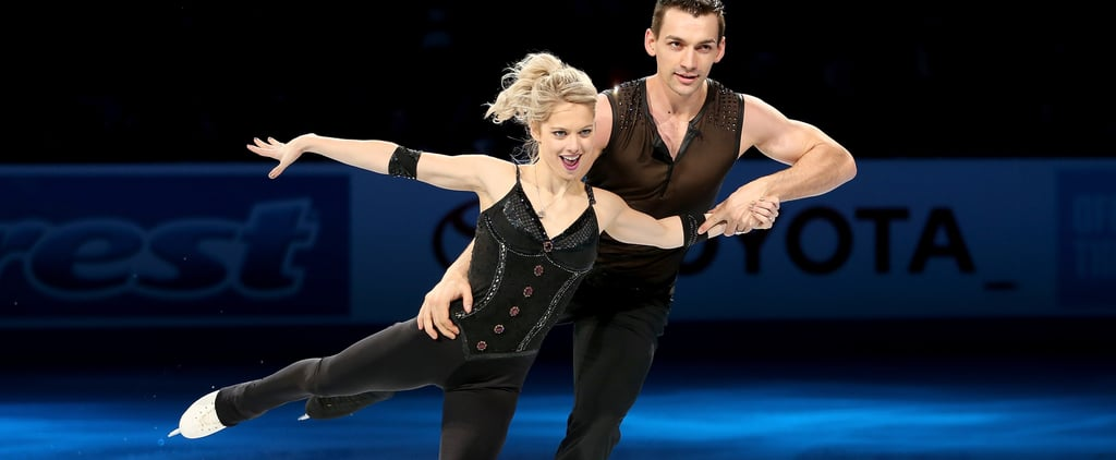 Meet the Knierims, the Adorable Couple Going For the Gold in Pairs Skating