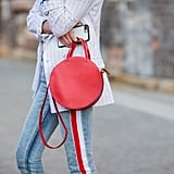 Red Statement Bags