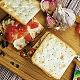 Cherry Tomato and Blue Cheese Crunch