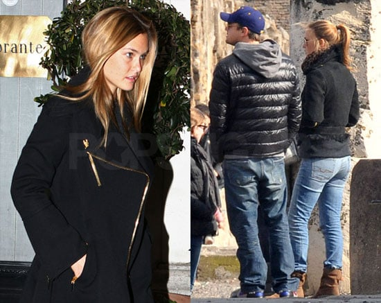 Photos of Leo and Bar in Italy