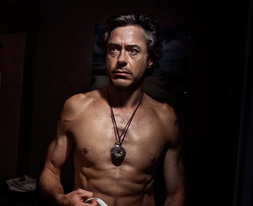 Robert Downey Jr. | The Fittest Male Celebrities of 2011 ...