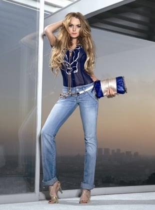 Fab Ad: Lindsay Lohan For Fornarina Spring/Summer '09