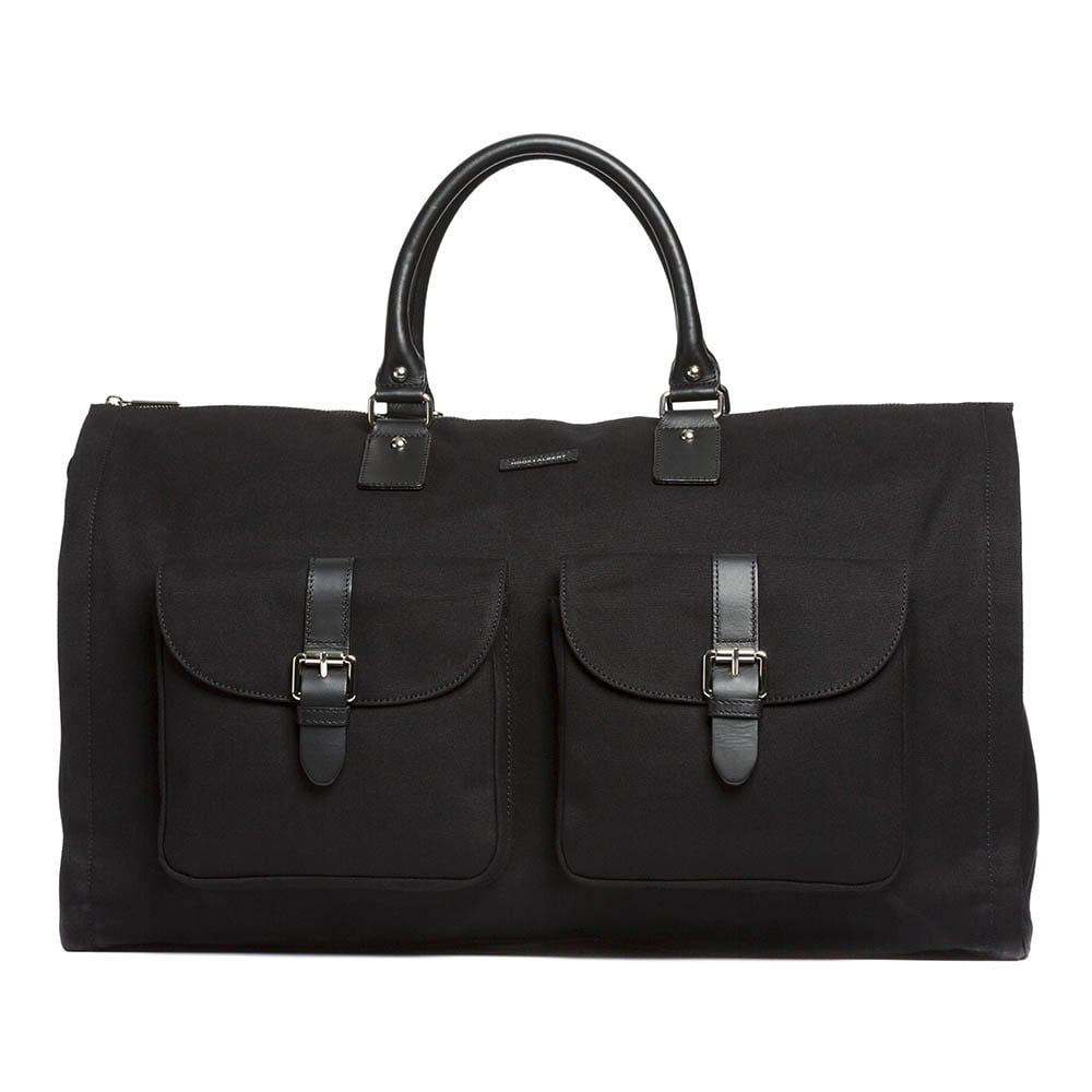 """This Hook & Albert Garment & Weekender bag makes a lot of sense. It's perfect for the business traveler and it would make packing for quick trips very easy."" Hook & Albert Garment & Weekender bag  ($585)"