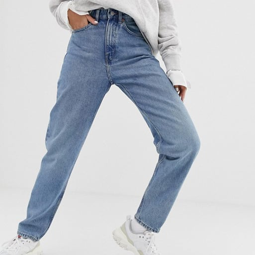 Weekday Lash Oversized Mom Jean