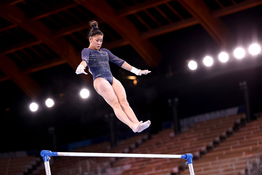 Sunisa Lee Wins Bronze in the Tokyo Olympics Women's Gymnastics Bars Final